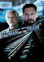 New: THE MAN ON THE TRAIN [Donald Sutherland, Larry Mullen Jr.] DVD