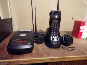 Avaya 3910 Wireless Phone (Black) phone set