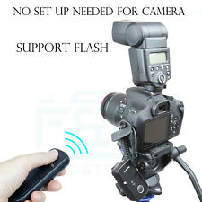 360 Angle Shutter Release Wireless Remote 100M for Nikon D5100 D5000 D3200 D90