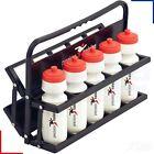 Folding Bottle Carrier Sports Drinks Water Holder - Holds 10 Bottles