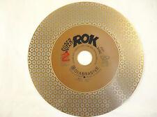 "Diamond Discs, 3 pcs Super-ROK by Diabrasive, Abrasive Technology, 7"", 400 Grit."