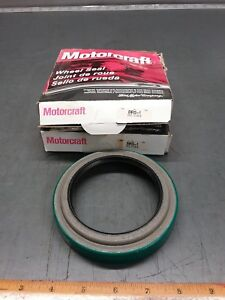 2/PACK of Motorcraft Axle Shaft Seal Front BRS-1 99-01 Ford F-450 Super Duty