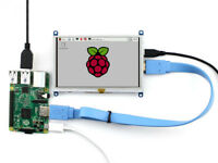 5inch HDMI LCD Resistive Touch Screen Display 800×480 for Raspberry pi Banana Pi