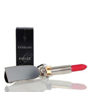 Guerlain Rouge G 0.12 Oz Lipstick (48 - Geneva) NEW IN BOX