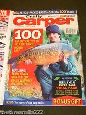 CRAFTY CARPER - 100 TOP TACTICAL TIPS - DEC 2005 # 100