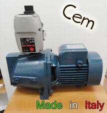 Elettropompa JSWm 2AX HP 1,5 Pedrollo + Presscontrol BRIO - pompa autoadescante