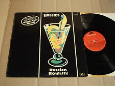 HOLLIES - RUSSIAN ROULETTE - LP - POLYDOR 2374 124 - NCB
