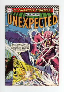 TALES OF THE UNEXPECTED #101 - AWESOME DC SCIENCE FICTION COVER - 1967