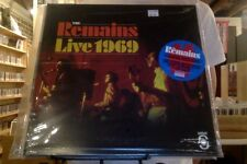 The Remains Live 1969 LP sealed vinyl