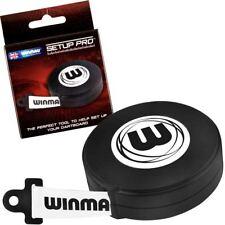 Winmau Setup Pro Dartboard Height & Oche Throwline Measuring Tape