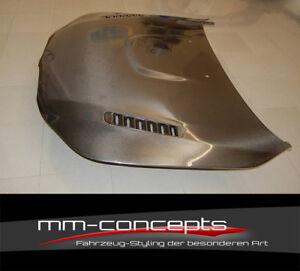 Carbon Motorhaube für 5er BMW E60 Look M5 Hood Bonnet MIT Lufteinlässen