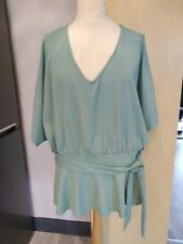 Simply Be Cold Shoulder Top Tunic Size 20  Lovely Top  Ladies Womens Ex Cond