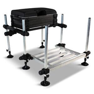 Match Station® 3D Mod-Box™ Seat Box & HD Footplate