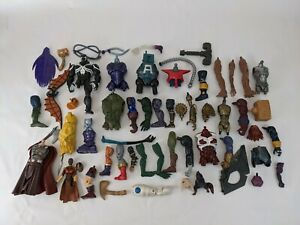 Mixed Lot Marvel Legends BAF Collect n Connect DCUC CNC #1 Toy Biz Hasbro