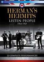 Herman's Hermits - Listen People Nuevo DVD