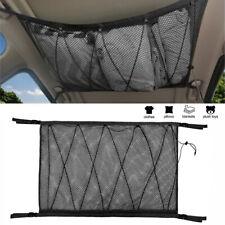 pochette de sac de rangement en maille poche de filet cargaison toit voiture