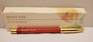 Vintage Mary Kay Lip Liner Pencil Melon #3479
