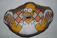 The Simpsons Pillow Homer and Beer