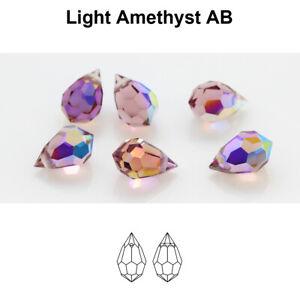 Genuine PRECIOSA 451 51 681 Drop Crystal Pendants * Different Colors & Sizes