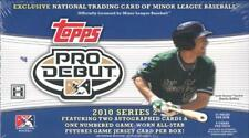 2010 Topps Pro Debut Baseball Series 2 - Pick A Player - Cards 221-440
