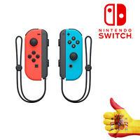 Mandos Joy-Con set Izda/Dcha Azul/Rojo Neón Nintendo Switch