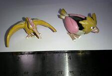 Pokemon Evolution figure set Authentic Original Nintendo,Spearow,Fearow