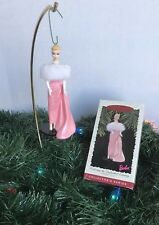 Hallmark The Enchanted Evening Barbie Ornament 3rd in Series 1996
