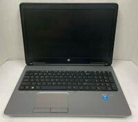 HP Probook 650 G1 i7-4712MQ 2.3Ghz 16GB RAM 256GB SSD Win 10 Pro