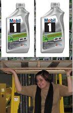 Mobil 1 0W30 ESP Synthetic Oil -4 Sixpacks of 1 qt. bottles (24 quarts)