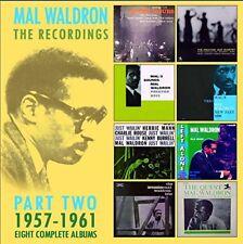 Mal Waldron - The Recordings 1957-1961 (4cd)