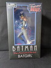 Diamond Select Toys Batman The Animated Series: Batgirl Femme Fatales PVC Statue