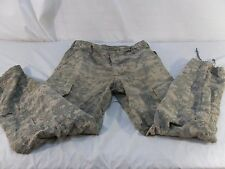 ACU Digital US Army Combat Trousers Cotton Nylon Pants Pre-owned 110124