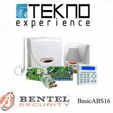 Kit Antifurto filare 16 zone Bentel security BASIC KIT ABS16