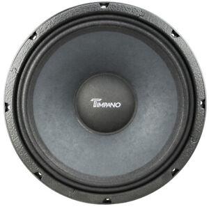 """Timpano TPT-MD-12PRO 12"""" Pro Audio Mid Range Loud speaker 800 Watts 8 Ohms"""