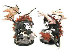 Pathfinder Battles - #041 Nightmare Dragon - Large Figure - Maze of Death - D&D