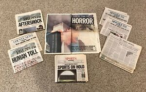 September 11 (9/11) Newspaper Collection