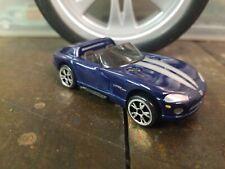 Matchbox SF45 Superfast Dodge Viper RT/10 Dark Blue 2005