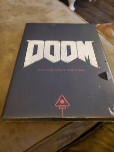 Doom : Prima Collector's Edition Guide by Prima Games (2016, Hardcover)