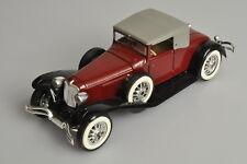 """J689 Solido """"Age d'Or"""" #55 1:43 1929 Cord L29 Coupé A+/-"""