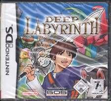 Deep Labyrinth Videogioco Nintendo DS NDS Sigillato 8023171009896