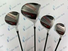 MD Golf Seve Ballesteros 10.5 Deg Driver 2 x Fairway Hybrid Men Right Hand Reg