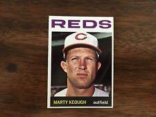 1964 Topps Baseball Card MARTY KEOUGH #166 NRMT