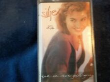 """1990 AUDIO CASSETTE  -   TELL ME WHERE YOU""""RE GOING    -   BY SILJE"""