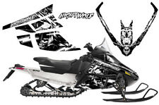 Arctic Cat F Series Sled Wrap Snowmobile Graphics Kit Sticker Decals NIGHTWOLF W