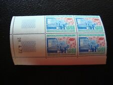 COTE D IVOIRE - timbre yvert et tellier n ° 340 x4 n** (coin date) (Z7) stamp