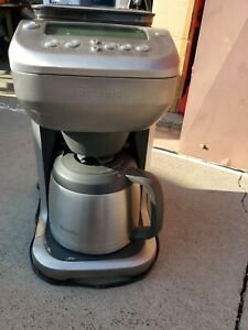 Breville YouBrew BDC600XL 12 Cup Grind + Brew Coffee Maker Burr Stainless Steel