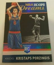 New York Knicks 2015-16 Season Basketball Trading Cards