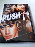 "DVD ""PUSH"" COMO NUEVO DAVE RODRIGUEZ CHAD LINDBERG OTTO SANHEZ CHARLOTTE AYANNA"