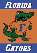 Florida Gators ALBERT E GATOR Official NCAA Team Logo Premium 28x40 House BANNER