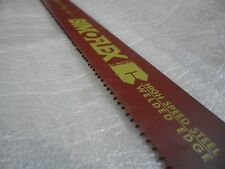 BIMOFLEX ETM Hacksaw Blades High Speed Steel Welded Edge 6T 450x40x2.0mm